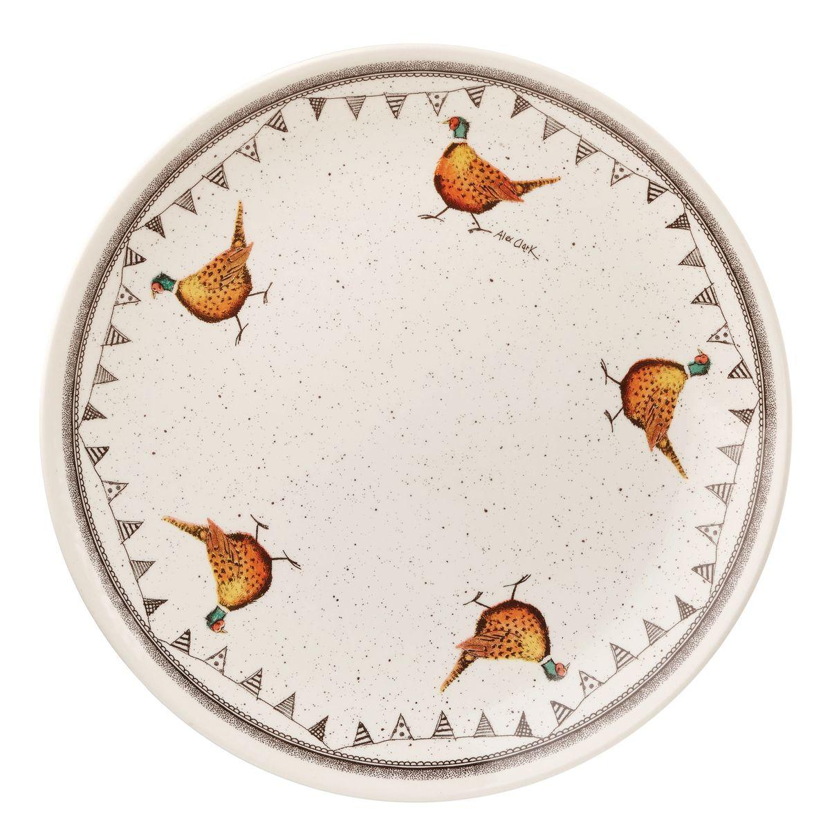 Тарелка столовая Churchill Живая природа, диаметр 26 см. ACWL00061ACWL00061Коллекция Живая природа - уникальное сочетание живой природы и прекрасные воспоминания из детства. Лёгкий и простой дизайн с пастельными красками идеально подойдёт для любой кухни. Материал: Фарфор, керамика, фаянс, костяной фарфор. Можно мыть в посудомоечной машине Можно использовать в микроволновой печи