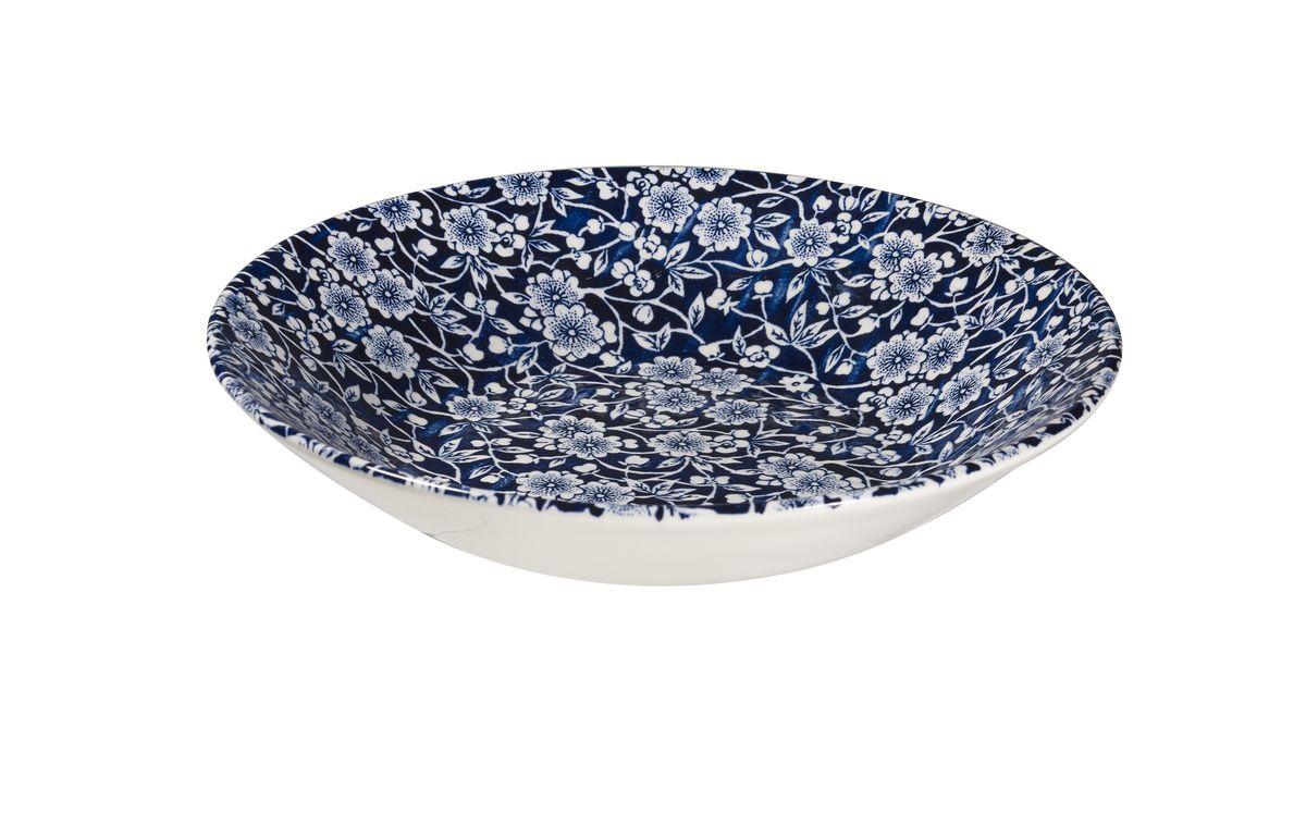 Тарелка глубокая Churchill, диаметр 20 смCABL00091Глубокая тарелка Churchill, выполненная из высококачественного фарфора и керамики, предназначена для подачи супов и других жидких блюд. Она прекрасно впишется в интерьер вашей кухни и станет достойным дополнением к кухонному инвентарю. Тарелка Churchill подчеркнет прекрасный вкус хозяйки и станет отличным подарком. Диаметр тарелки (по верхнему краю): 20 см.