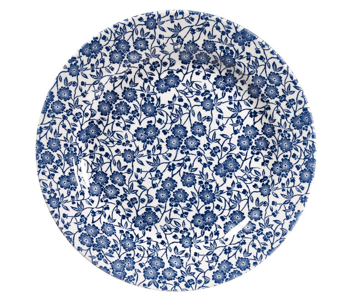 Тарелка обеденная Churchill, диаметр 26 см. CABL00131CABL00131Обеденная тарелка Churchill изготовлена из высококачественного фаянса. Изделие оформлено красивым цветочным рисунком. Оно прекрасно впишется в интерьер вашей кухни и станет достойным дополнением к кухонному инвентарю. Тарелка Churchill подчеркнет прекрасный вкус хозяйки и станет отличным подарком. Можно мыть в посудомоечной машине и использовать в микроволновой печи. Диаметр тарелки (по верхнему краю): 26 см.