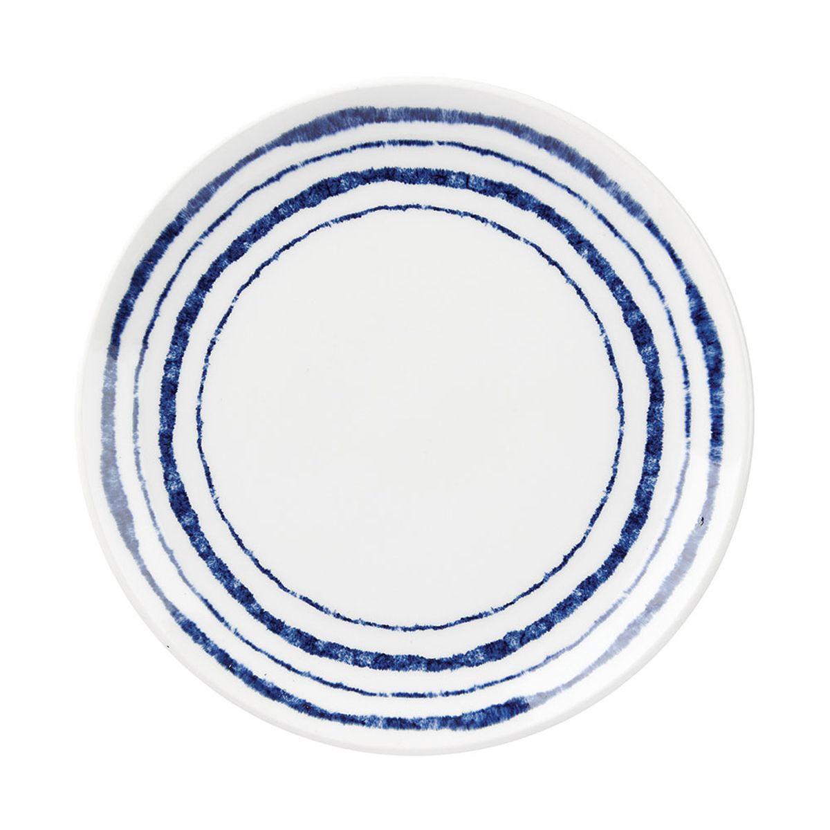 Тарелка десертная Churchill Инки, диаметр 20,5 смINKI00101Десертная тарелка Churchill Инки, изготовленная из высококачественного фаянса, имеет классическую круглую форму. Она прекрасно впишется в интерьер вашей кухни и станет достойным дополнением к кухонному инвентарю. Десертная тарелка Churchill Инки подчеркнет прекрасный вкус хозяйки и станет отличным подарком. Диаметр тарелки (по верхнему краю): 20,5 см.