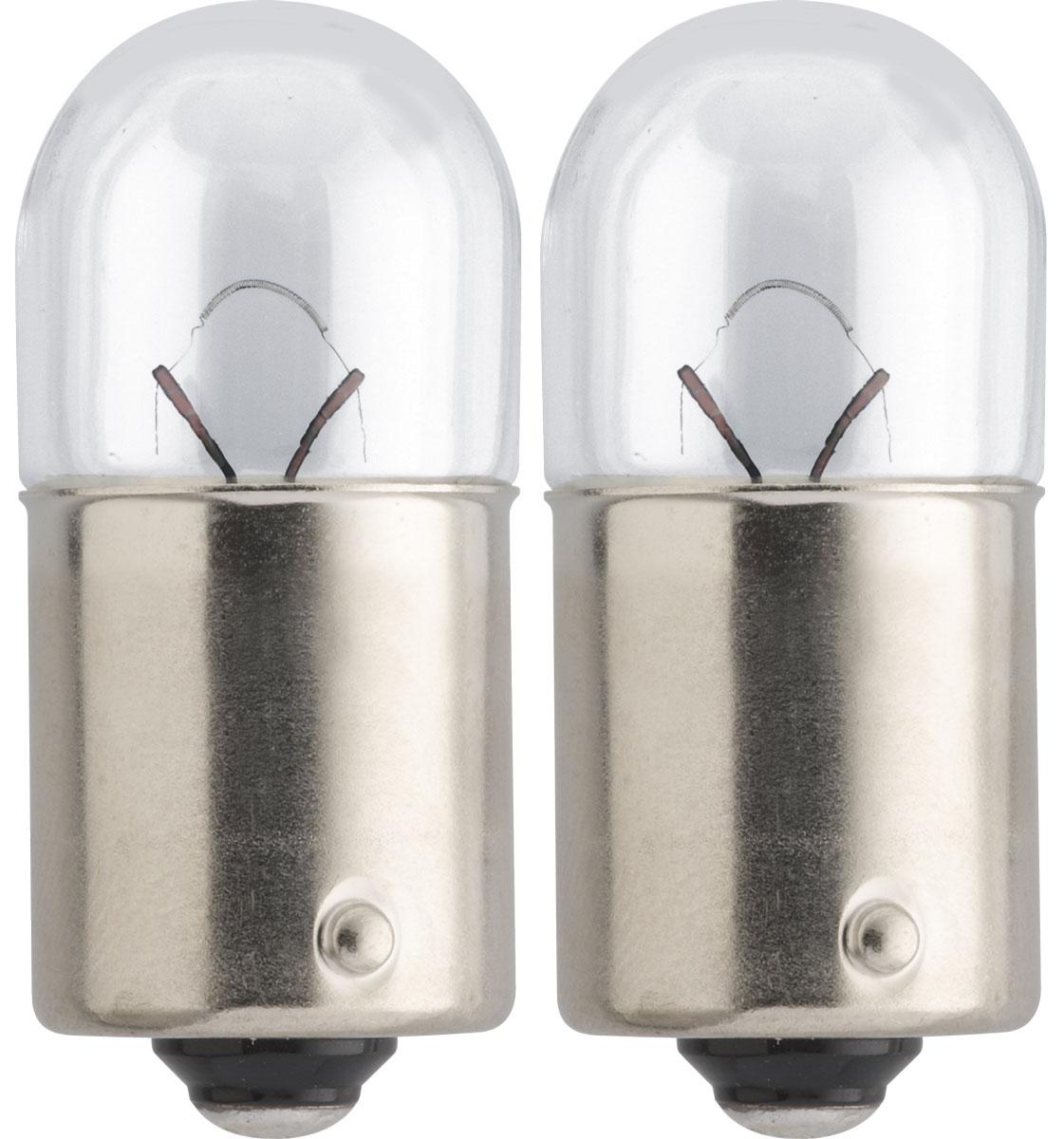Автомобильная лампа накаливания Philips R5W 24V-5W (BA15s) (2шт.) 13821B2