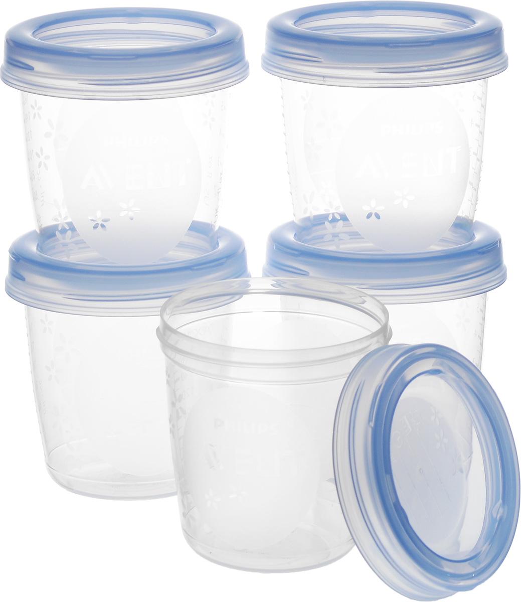 Philips Avent Набор контейнеров для грудного молока c крышками 180 мл 5 шт SCF619/05SCF619/05Набор контейнеров для грудного молока c крышками Philips Avent специально разработан для удовлетворения потребностей матери и ребенка. Процесс кормления проходит легко, а ваш ребенок не подвергается воздействию вредных веществ. Грудное молоко имеет огромное значение для развития вашего малыша. Если вы обращаетесь с молоком осторожно, оно сохраняет все природные витамины и питательные вещества, необходимые для ребенка. Именно поэтому так важно подобрать правильный контейнер для хранения вашего молока. Набор включает 5 контейнеров объемом по 180 мл. На контейнерах и крышках можно писать даты, когда молоко было упаковано. Изделия не содержат бисфенол А, изготовлены из безопасного полипропилена.