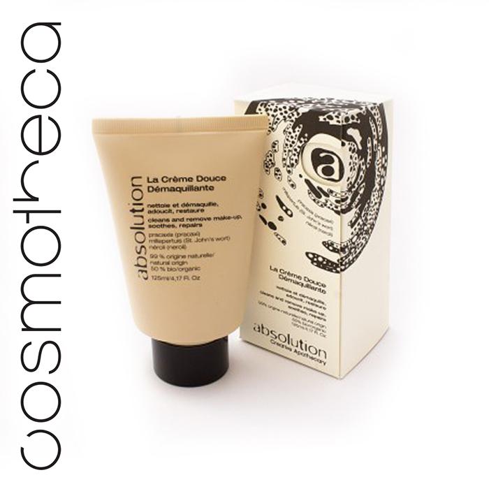Absolution Крем для снятия макияжа 125 млABS0025Красивая кожа требует много работы. Чтобы сохранить ее свежей, мягкой и здоровой, важно каждый день избавляться от всех загрязнений. La Creme Douce Demaquillante снимает макияж с глаз, лица и губ и избавляет кожу от токсинов. Нежная формула сохраняет естественный баланс вашей кожи.