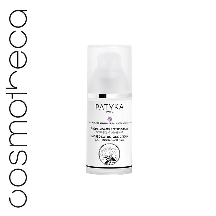Patyka Cosmetics Крем для лица Священный Лотос 50 млPTK1305Питает, балансирует и Не содержит эфирные масла.Подходит для чувствительной кожи, предотвращая её старение.