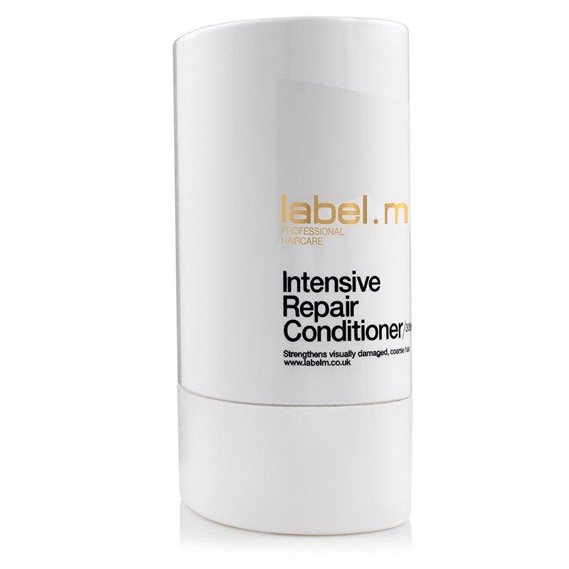 Label.m Кондиционер Интенсивное восстановление, 1000 млLCRP1000Интенсивно восстанавливает очень поврежденные волосы. Содержит комплекс аминокислот сои и овсяных зерен. Интенсивно восстанавливает все 3 слоя волоса. Эксклюзивный комплекс Enviroshield защищает волосы от термического воздействия во время укладки и от УФ лучей.