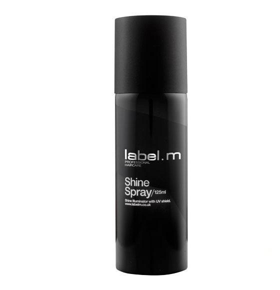 Label.m Блеск спрей кондиционер, 125 млLFSH0150Придает блеск, делает цвет волос ярче, отражая свет. Нейтрализует статическое электричество, полирует секущиеся кончики. При нанесении на сухие волосы под холодным воздухом дает эффективное разделение. Инновационный комплекс Enviroshield защищает волосы от термического воздействия во время укладки и от УФ лучей.
