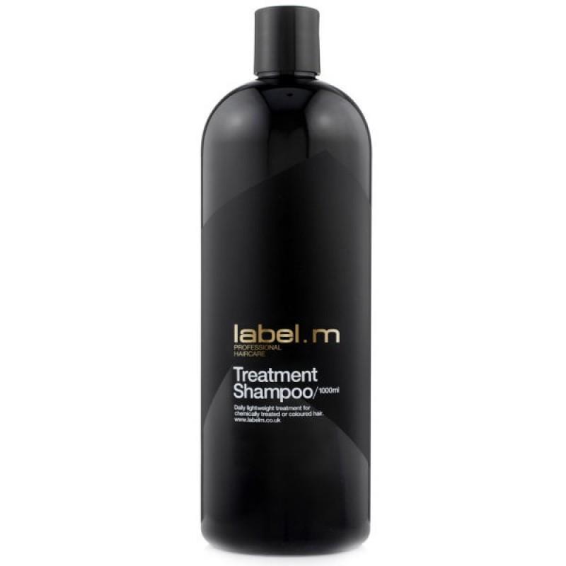 Label.m Шампунь Активный уход, 1000 млLSTM1000Легкий ежедневный уход за окрашенными волосами и волосами после химической обработки. Протеины сои и овса укрепляют волосы, не перегружая их. Пантенол, биотин и аминокислоты пшеницы увлажняют и придают блеск. Эксклюзивный комплекс Enviroshield защищает волосы от термического воздействия во время укладки и от УФ лучей.
