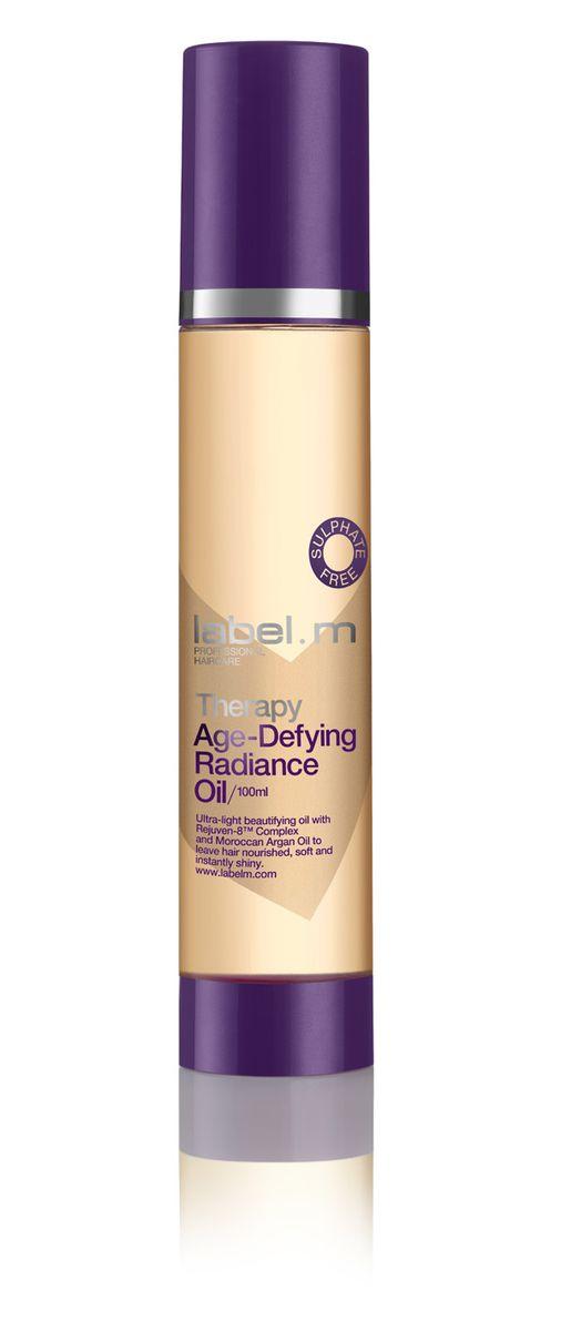 Label.m Масло-блеск Антивозрастная Терапия Age-Defying Radiance Oil, 100 млLTOI0100*Label.M Age-Defying Radiance Oil Масло-блеск Антивозрастная Терапия. Это эффективное средство для ухода за волосами, позволит вам быстро преобразить потерявшие лоск и красоту волосы. Масло позволяет полностью восстановить структуру волос, они станут моложе. В уникальную формулу масла входят ценные природные микроэлементы, такие как: белая икра (источник протеинов), нужных для восстановления повреждённых волос, гиалуроновая кислота это вещество, обладает уникальными увлажняющими и удерживающими влагу способностями. Структура масла состоит из молекулярных частиц природных масел и экстрактов люпина, каштана и баобаба. Применение масла позволяет сделать ваши волосы очень мягкими и послушными, в тоже время оно не утяжеляет волосы. Такие отличные свойства масла очень важны, в частности, когда волосы потеряли эластичность и подвержены остальным возрастным изменениям. В результате использования масла: волосы получают живой природный блеск и силу. Они будут великолепно выглядеть, уже после...