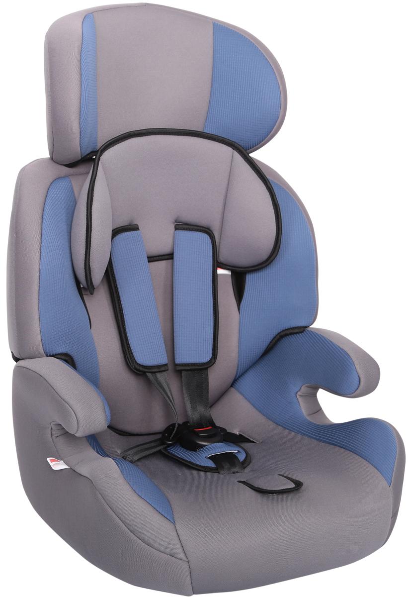 Zlatek Автокресло Fregat цвет синийKRES0483Автокресло Zlatek «Fregat» разработано для детей от 1 года до 12 лет, весом от 9 кг до 36 кг. Относится к возрастной группе 1/2/3. Мягкий подголовник, специальная ортопедическая спинка и накладки внутренних ремней повышают уровень комфорта во время поездки. Чехол изготовлен из качественного износостойкого и гипоаллергенного материала. Кресло снабжено удобной ручкой для переноски. Кресло Zlatek «Fregat» трансформируется под три возрастные группы: от 1 года до 3-4 лет (полная комплектация), от 3 до 6-7 лет (снимаются ремни и внутренние накладки), от 7 до 12 лет (бустер). Детские удерживающие устройства Zlatek разработаны и сделаны в России с учетом анатомии российских детей. Двухпозиционная регулировка внутренних ремней позволяет адаптировать кресло Zlatek «Fregat» под зимнюю и летнюю одежду ребенка. Автокресло успешно прошло все необходимые краш-тесты и имеет сертификат соответствия техническому регламенту РФ и таможенному союзу. Автокресло Zlatek «Fregat» упаковано в защитную...