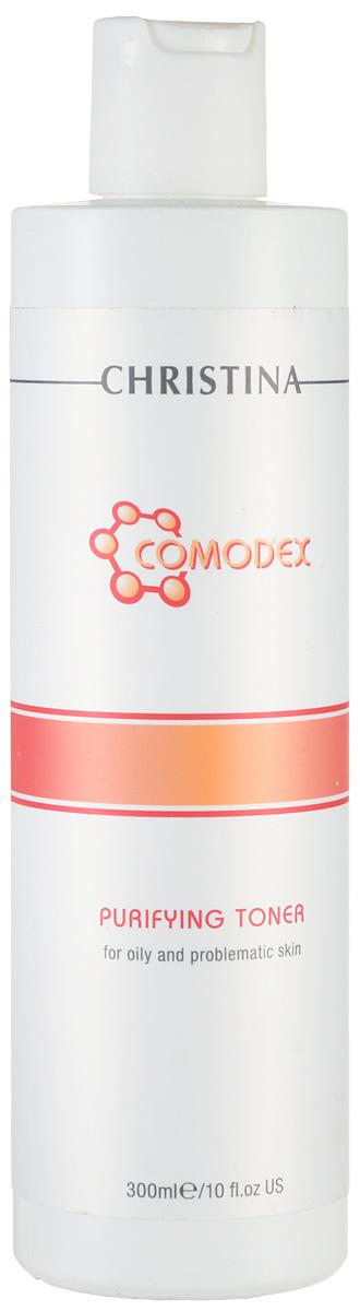 Christina Очищающий тоник для проблемной кожи Comodex Purifying Toner 300 мл