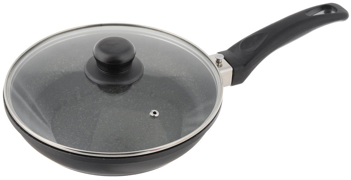 Сковорода Vitesse со съемной ручкой. Диаметр 24 см. VS-7304VS-7304Сковорода Vitesse изготовлена из высококачественного алюминия и обеспечивает равномерный нагрев. Внутренние стенки имеют 4-х слойное антипригарное покрытие. С внешней стороны поверхность сковороды отделана полиэстеровым покрытием. Стеклянная крышка позволяет следить за процессом приготовления. Крышка имеет отверстие для выхода пара. Сковорода оснащена удобной съемной ручкой. Сковорода подходит для использования на всех типах плит, кроме индукционной. Также изделие можно мыть в посудомоечной машине. Характеристики: Материал: алюминий, стекло, полиэстер. Диаметр: 24 см. Глубина: 4 см. Объем: 2,2 л. Длина ручки: 20 см. Толщина стенок: 1,7 мм. Размер упаковки: 26 см х 27,5 см х 6,5 см. Изготовитель: Китай. Артикул: VS-7304. Кухонная посуда марки Vitesse предоставит вам все необходимое для получения удовольствия от приготовления пищи и...