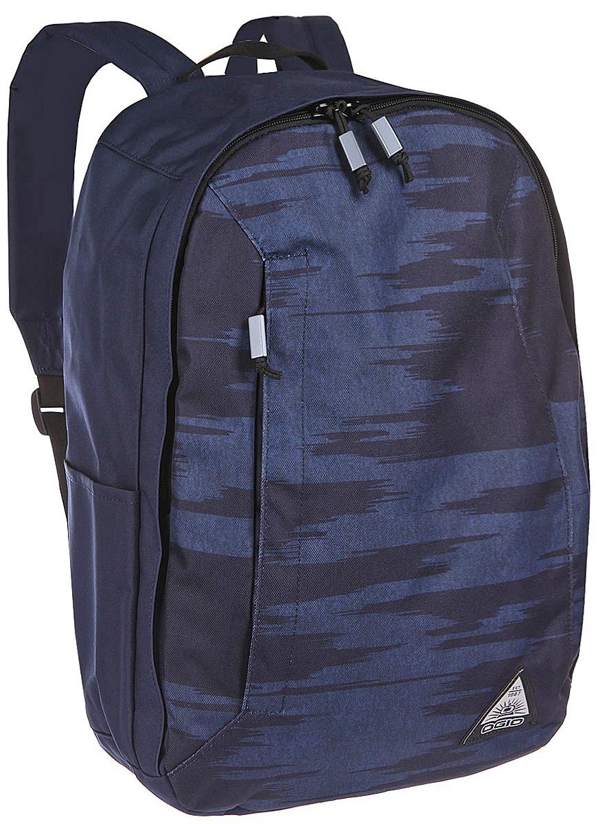 Рюкзак городской Ogio Lewis Pack, цвет: туманный , 23 л111103-557OGIO – высокотехнологичный продукт от американского производителя. Вместимые сумки для путешествий, работы и отдыха, специальная коллекция городских сумок для женщин, жесткие боксы под мелкий инвентарь и многое другое. Компактный, но при этом достаточно вместительный рюкзак от Ogio. Имеется специализированный отсек для ноутбука а также уплотненный карман для ценных вещей на молнии. Внешний передний и боковой карманы на вертикальной молнии обеспечивают быстрый доступ к содержимому, позволяя всегда держать необходимые аксессуары и документы поблизости.