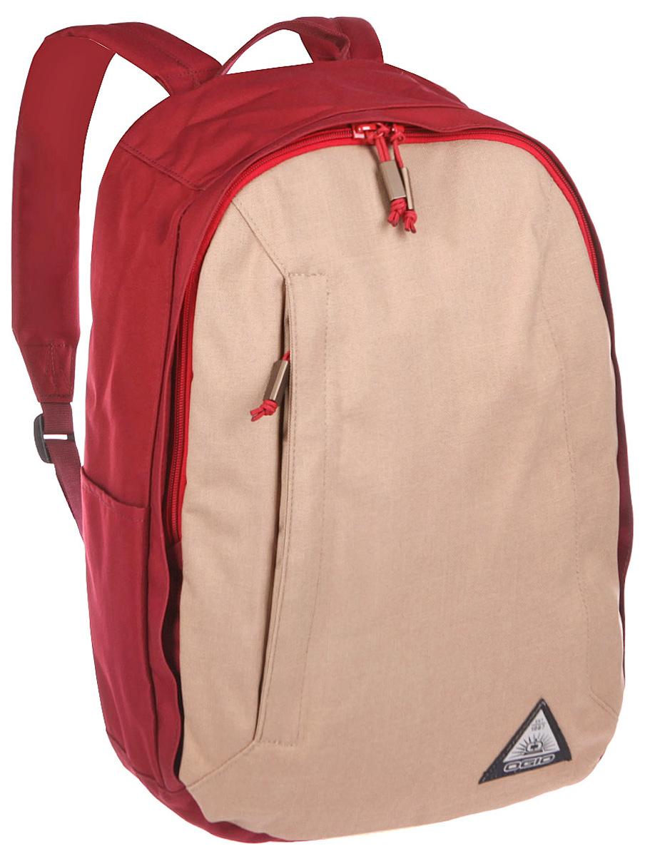 Рюкзак городской Ogio Lewis Pack, цвет: хаки , 23 л111103-34OGIO – высокотехнологичный продукт от американского производителя. Вместимые сумки для путешествий, работы и отдыха, специальная коллекция городских сумок для женщин, жесткие боксы под мелкий инвентарь и многое другое. Компактный, но при этом достаточно вместительный рюкзак от Ogio. Имеется специализированный отсек для ноутбука а также уплотненный карман для ценных вещей на молнии. Внешний передний и боковой карманы на вертикальной молнии обеспечивают быстрый доступ к содержимому, позволяя всегда держать необходимые аксессуары и документы поблизости.