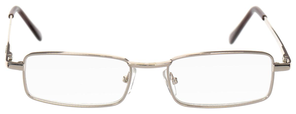 Proffi Home Очки корригирующие (для чтения) 898 Vizzini +1.50, цвет: золотойPH5725Корригирующие очки, это очки которые направлены непосредственно на коррекцию зрения. Готовые очки для чтения с минусовыми и плюсовыми диоптриями (от -2,5 до + 4,00), не требующие рецепта врача. За счет технологически упрощенной конструкции и отсуствию этапа изготовления линз по индивидуальным параметрам - экономичный готовый вариант для людей, пользующихся очками нечасто, в основном, для чтения.