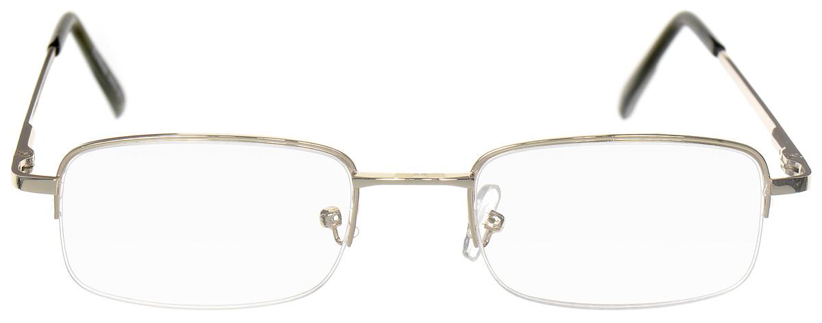 Proffi Home Очки корригирующие (для чтения) 5070 Lanbosi -1.50, цвет: золотойPH5477Корригирующие очки, это очки которые направлены непосредственно на коррекцию зрения. Готовые очки для чтения с минусовыми и плюсовыми диоптриями (от -2,5 до + 4,00), не требующие рецепта врача. За счет технологически упрощенной конструкции и отсуствию этапа изготовления линз по индивидуальным параметрам - экономичный готовый вариант для людей, пользующихся очками нечасто, в основном, для чтения.