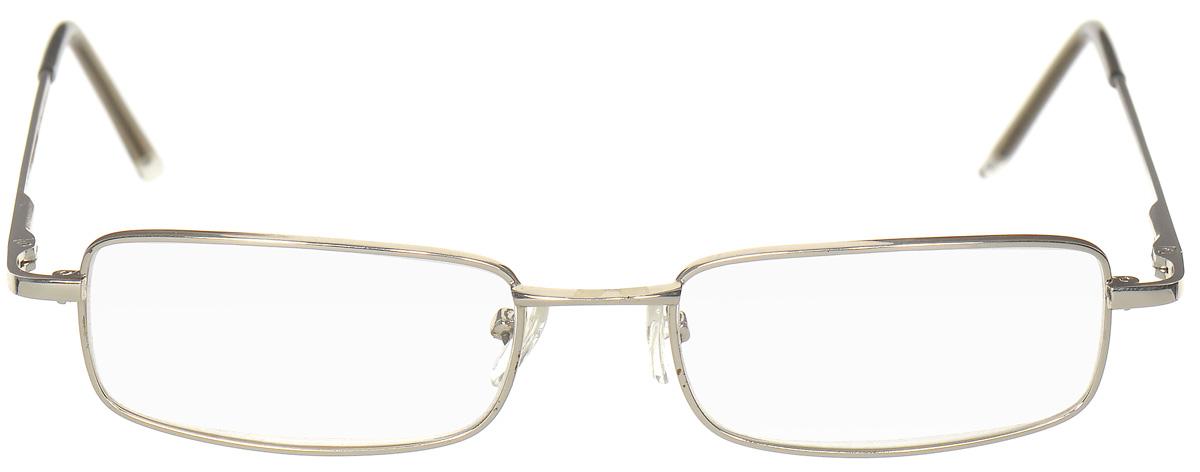 Proffi Home Очки корригирующие (для чтения) 7716 Elife +1.25, цвет: золотойPH5542Корригирующие очки, это очки которые направлены непосредственно на коррекцию зрения. Готовые очки для чтения с минусовыми и плюсовыми диоптриями (от -2,5 до + 4,00), не требующие рецепта врача. За счет технологически упрощенной конструкции и отсуствию этапа изготовления линз по индивидуальным параметрам - экономичный готовый вариант для людей, пользующихся очками нечасто, в основном, для чтения.