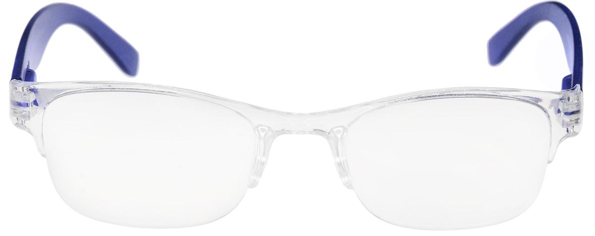 Proffi Home Очки корригирующие (для чтения) 322 Fabia Monti +4.00, цвет: прозрачныйPH6Корригирующие очки, это очки которые направлены непосредственно на коррекцию зрения. Готовые очки для чтения с минусовыми и плюсовыми диоптриями (от -2,5 до + 4,00), не требующие рецепта врача. За счет технологически упрощенной конструкции и отсуствию этапа изготовления линз по индивидуальным параметрам - экономичный готовый вариант для людей, пользующихся очками нечасто, в основном, для чтения.