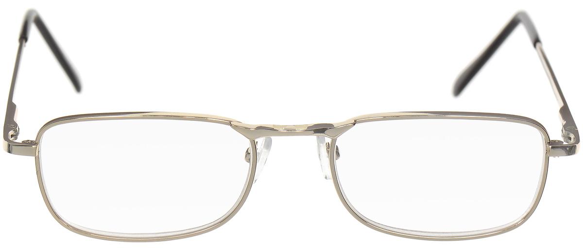 Proffi Home Очки корригирующие (для чтения) 8808 Daier +2.75, цвет: золотой