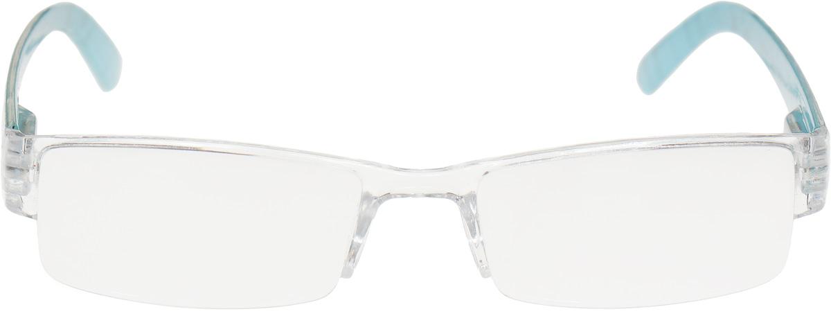 Proffi Home Очки корригирующие (для чтения) G5 304 Fabia Monti +0.75, цвет: прозрачный, голубойPH7041Корригирующие очки, это очки которые направлены непосредственно на коррекцию зрения. Готовые очки для чтения с минусовыми и плюсовыми диоптриями (от -2,5 до + 4,00), не требующие рецепта врача. За счет технологически упрощенной конструкции и отсуствию этапа изготовления линз по индивидуальным параметрам - экономичный готовый вариант для людей, пользующихся очками нечасто, в основном, для чтения.