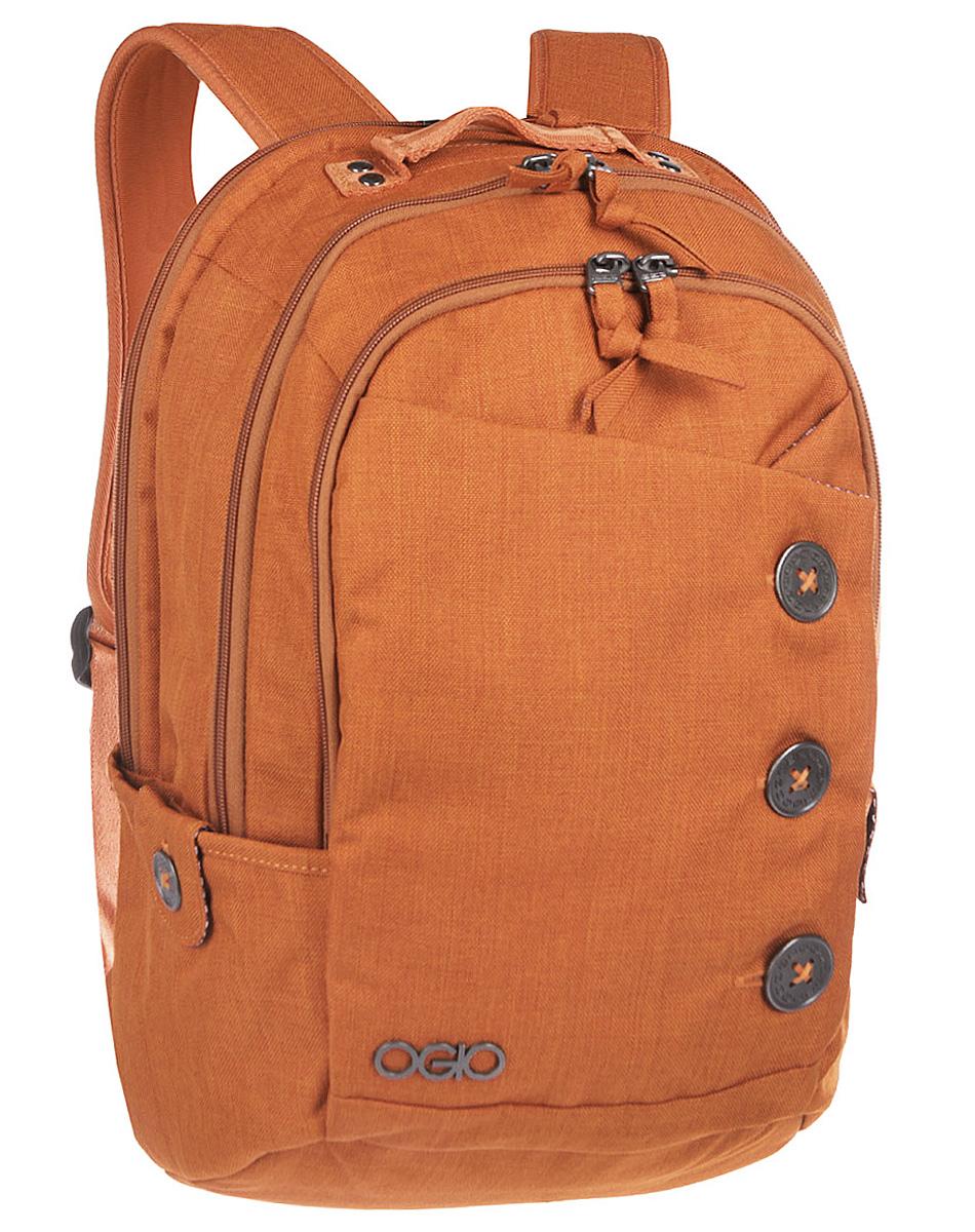 Рюкзак городской Ogio Soho Pack, цвет: светло-коричневый, 22 л114004-553OGIO – высокотехнологичный продукт от американского производителя. Вместимые сумки для путешествий, работы и отдыха, специальная коллекция городских сумок для женщин, жесткие боксы под мелкий инвентарь и многое другое.
