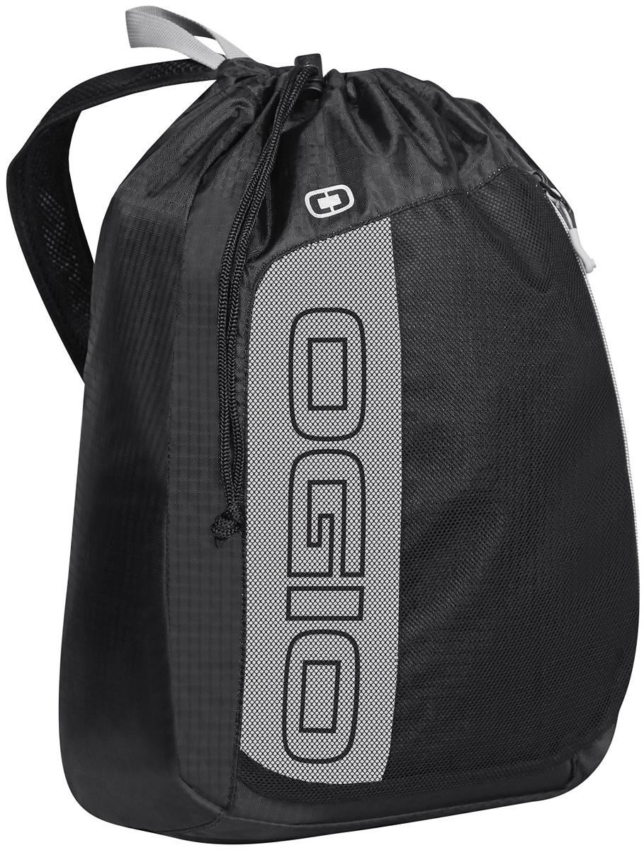 Рюкзак городской Ogio String Sling, цвет: черный, серебристый , 20 л112045-030OGIO – высокотехнологичный продукт от американского производителя. Вместимые сумки для путешествий, работы и отдыха, специальная коллекция городских сумок для женщин, жесткие боксы под мелкий инвентарь и многое другое.