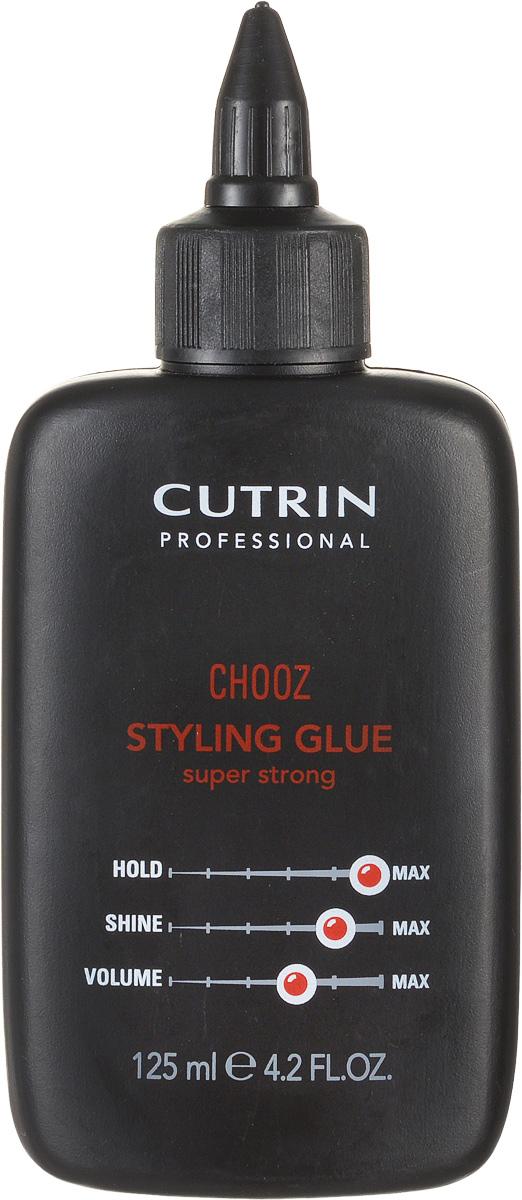Cutrin Стайлинговый гель экстра-сильной фиксации Styling Gel Super Strong, 125 мл12769Для самого экстремального и невероятного стайлинга! Позволяет укладывать и фиксировать волосы в любых направлениях. Обеспечивает максимальный уровень фиксации. Легко смывается.