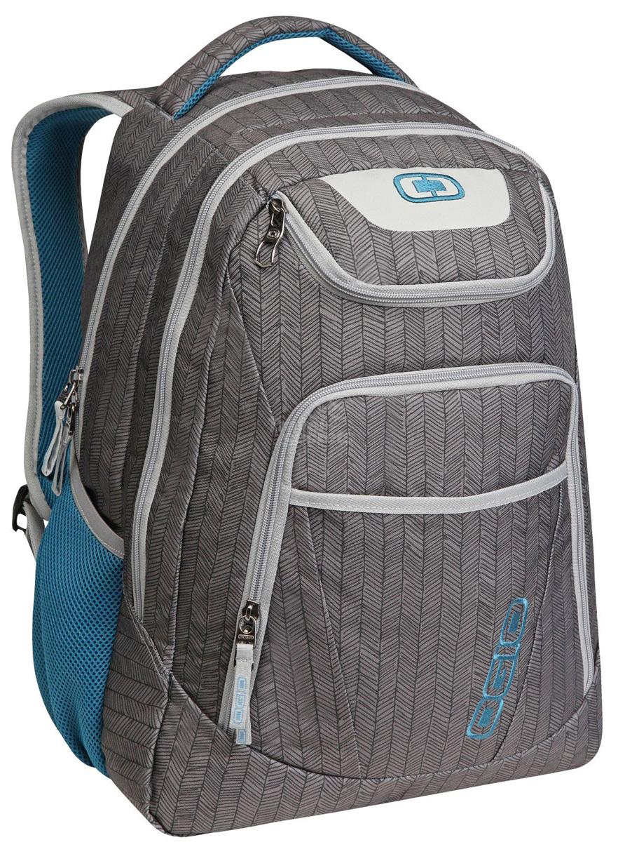 Рюкзак городской Ogio Tribune Pack, цвет: серый, 40 л111078-324OGIO – высокотехнологичный продукт от американского производителя. Вместимые сумки для путешествий, работы и отдыха, специальная коллекция городских сумок для женщин, жесткие боксы под мелкий инвентарь и многое другое. Городской рюкзак с множеством карманов создан для любителей порядка и для тех, кто устал тратить время на поиски важных мелочей сумках с одним единственным отсеком. Возьмите Tribune Pack на загородную прогулку и наслаждайтесь вместительностью и удобством доступа к бутылкам с водой в боковых сетчатых карманах, в поездке Вас несомненно порадует удобный отсек для гаджетов, готовый сохранить Ваш ноутбук и планшет в целости. С этим рюкзаком удобно ходить на учебу благодаря продуманному внешнему карману-органайзеру с множеством отделений для канцелярских принадлежностей и вместительному основному отсеку.