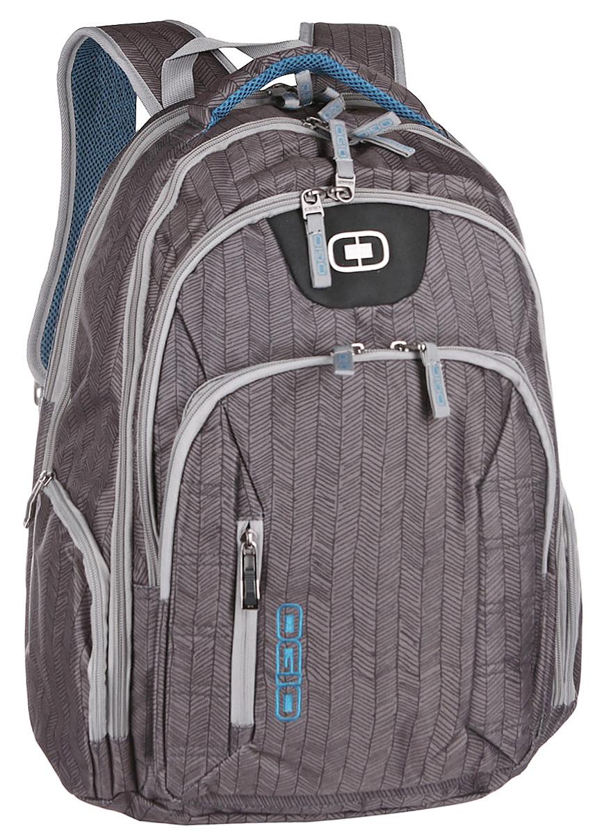 Рюкзак городской Ogio Urban Pack, цвет: серый, 38 л111075-324OGIO – высокотехнологичный продукт от американского производителя. Вместимые сумки для путешествий, работы и отдыха, специальная коллекция городских сумок для женщин, жесткие боксы под мелкий инвентарь и многое другое. Urban Laptop Back Pack это не просто рюкзак, а настоящий монстр вместительности и высокой грузоподъемности. Отправляясь на учебу или работу, в туристическое путешествие или важную командировку, Вы можете быть уверены в надежной и безопасной транспортировке Ваших вещей, ведь рюкзак имеет продуманную систему организации пространства.