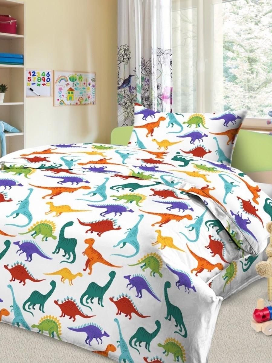 Letto Комплект детского постельного белья Дино