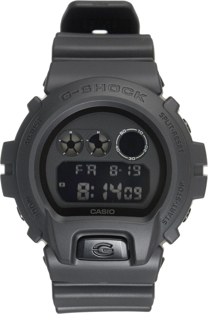 Часы наручные мужские Casio G-Shock, цвет: черный. DW-6900BB-1EDW-6900BB-1E