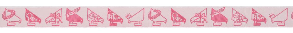 Тесьма декоративная Птицы Акуфактум, цвет: розовый, 1 м х 20 мм. 35080-0235080-02Изысканная декоративная тесьма Птицы Акуфактум выполнена из высококачественного 100% полиэстера. На ленте изображены птицы. Рисунок имитирует вышивку и выполнен из 100% хлопка. Тесьма Acufactum ткется на старинных станках с использованием перфокарт, которые изготавливаются для каждого вида тесьмы с тончайшей проработкой самых мелких деталей. Это достаточно долгий и трудоемкий процесс, но результат того стоит! Тесьма наивысшего уровня качества, которая очень практична в использовании т.к. выдерживает стирку при температуре 60 градусов. А изобилие дизайнов просто потрясает!