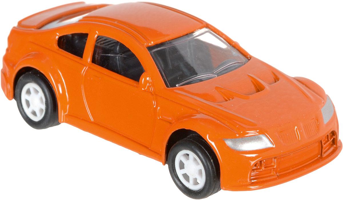 Shantou Машинка инерционная цвет оранжевый1603C046_оранжевыйМашинка инерционная Shantou, выполненная из безопасных материалов, станет любимой игрушкой вашего ребенка! Игрушка оснащена инерционным ходом. Машинку необходимо отвести назад, затем отпустить - и она быстро поедет вперед. Прорезиненные колеса обеспечивают надежное сцепление с любой гладкой поверхностью. Ребенок увидит в такой машинке увлекательную игрушку, которая вызовет всплеск положительных эмоций. Ваш ребенок увлеченно будет играть с такой игрушкой, придумывая различные истории и устраивая соревнования.