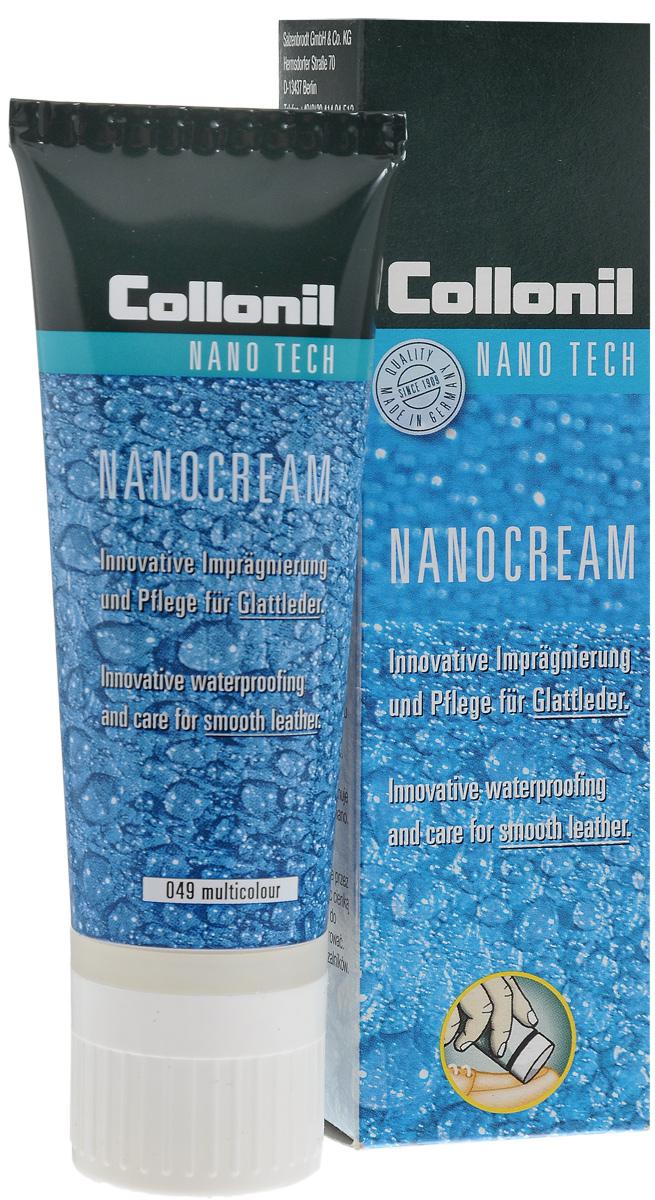 Крем для обуви снего-водоотталкивающий Collonil Nano Cream , цвет: 049 мульти, 50 мл3682 049Инновационный импрегнирующий крем с нано-частицами обеспечивает снего и водоотталкивание, предохраняет от глубоких загрязнений на основе фторокарбоновых соединений.