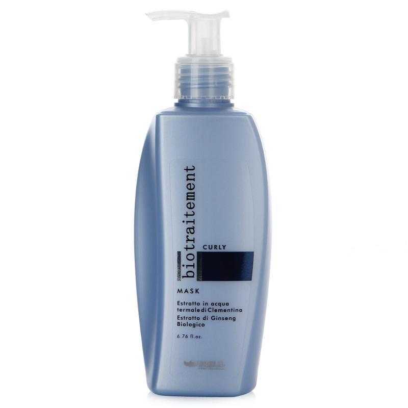 Brelil Professional Brelil Маска для вьющихся волос Bio Traitement Curly Mask, 200 мл