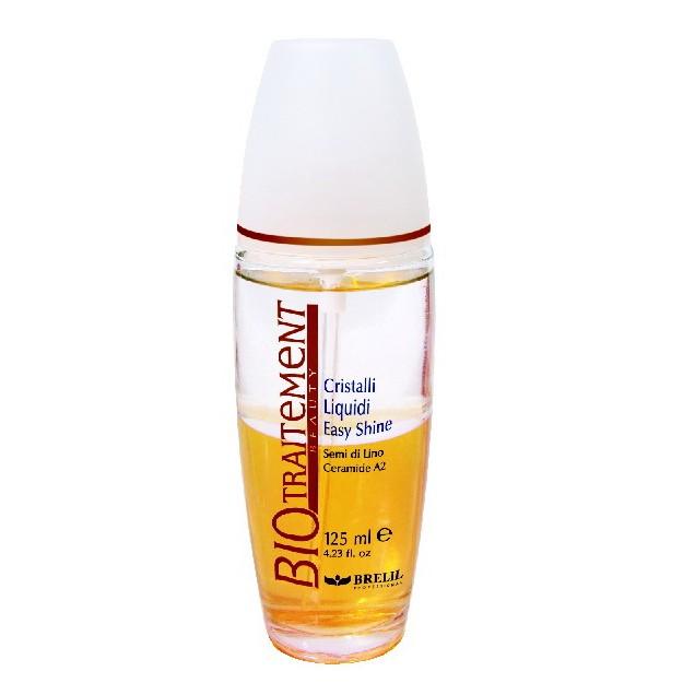 Brelil Professional Brelil Блеск для волос Жидкие кристаллы Bio Traitement Beauty Liquid Crystal, 60 мл B5051205