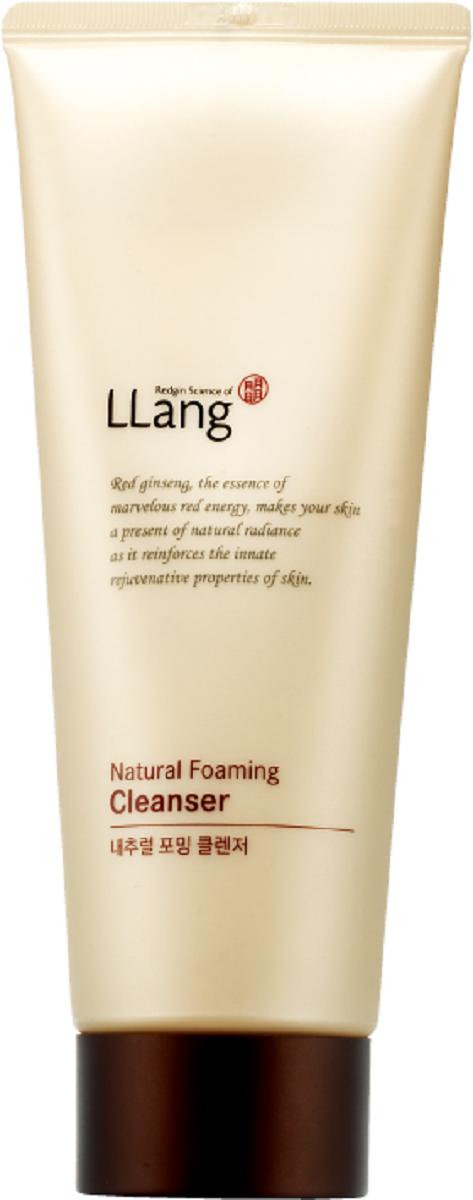 Llang Пенка очищающая с экстрактом женьшеня, 150 мл.PD000240A1Пенка с экстрактом женьшеня с плотной, мягкой текстурой для эффективного очищения кожи лица и пор от ежедневных загрязнений, следов макияжа. Женьшень способствует уменьшению поствоспалительной и возрастной гиперпигментации кожи.Увлажняет и защищает кожу. Не содержит парабенов, бензофенона, искусственных красителей, этанола.