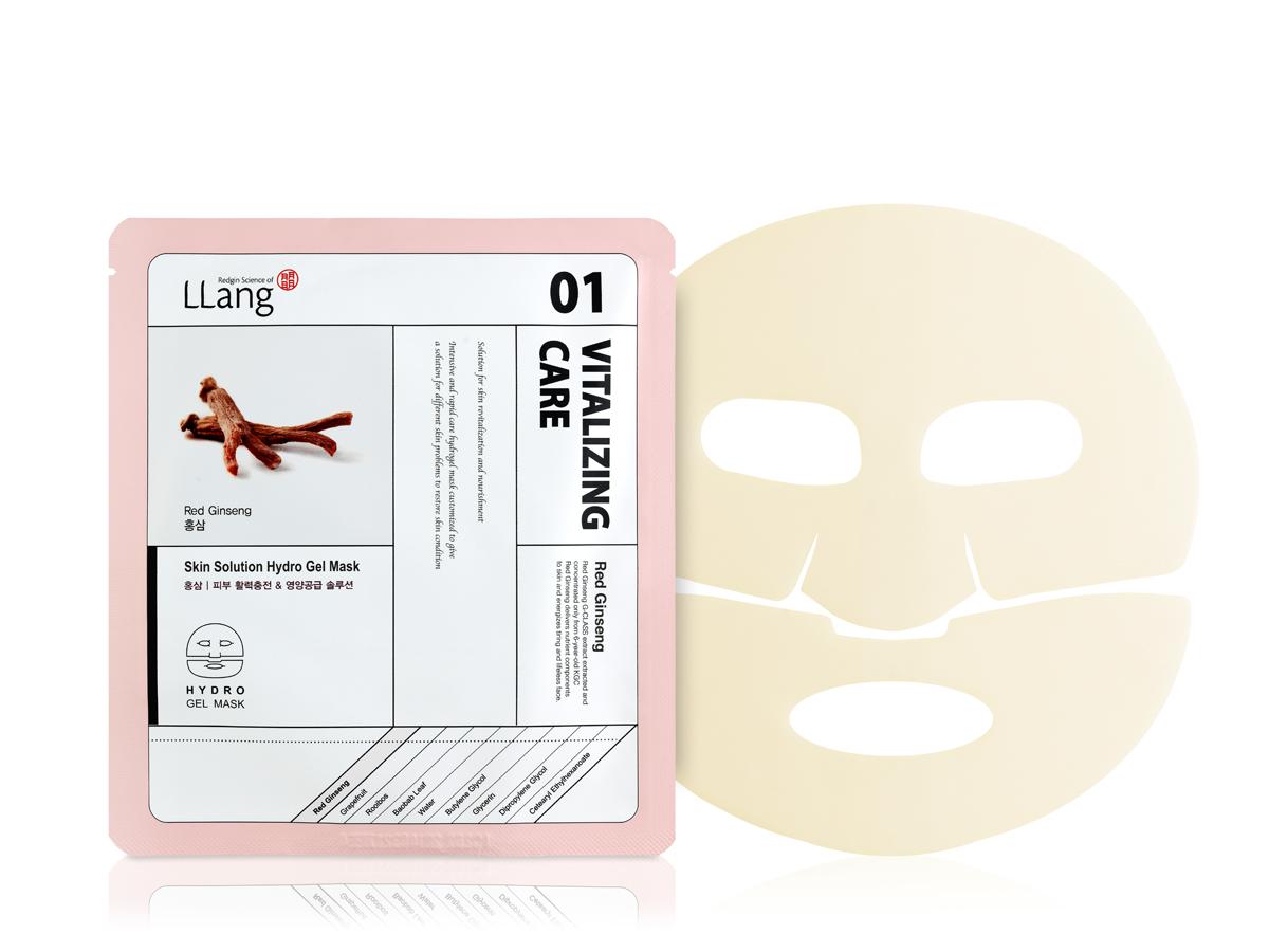 Llang Регенерирующая гидрогелевая маска с экстрактом красного женьшеня, 25 гPD001066A1Регенерирующая маска с вытяжкой 6-летнего красного женьшеня возвращает коже молодость, обладает восстанавливающими и заживляющими свойствами. Экстракт вытяжки 6-летнего красного женьшеня содержит целый комплекс витаминов С и группы В, пектин, фосфор и аминокислоты, питающие и увлажняющие кожу на длительное время. Эфирные масла женьшеня смягчают кожу, создавая защитный барьер. Кожа осветляется, значительно снижается пигментация, в том числе и возрастная. Тканевая маска идеально подходит для тех случаев, когда нужен экспресс уход и эффект необходим в кратчайшие сроки. Способ применения: На очищенную кожу лица нанесите маску. Равномерно распределите по лицу. Оставьте на 10-20 минут, после чего удалите и вмассируйте остатки эссенции в кожу до полного впитывания.