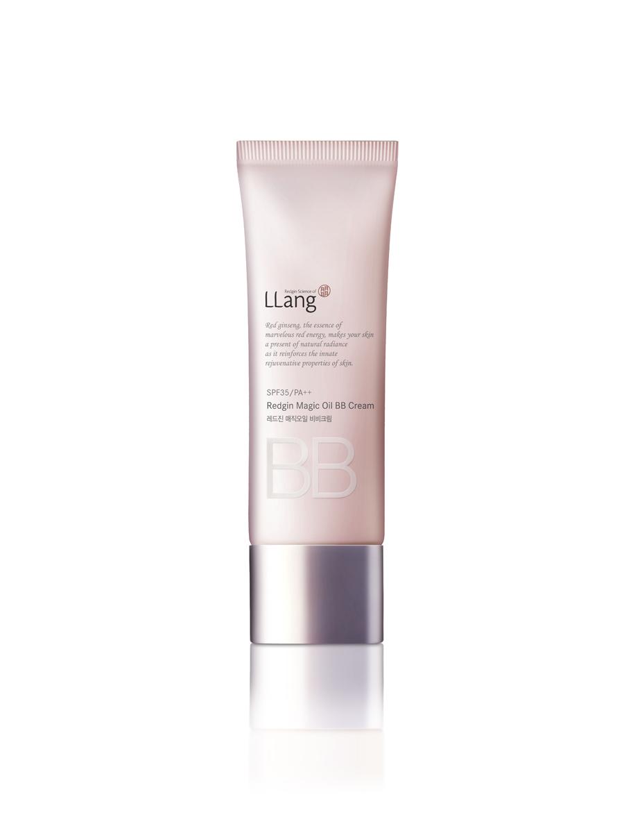 Llang ББ крем с экстрактом женьшеня Redgin Magic, оттенок 01, 40 мл.PD001112A1BB крем c содержанием масла женьшеня придаёт естественное и здоровое сияние Вашей коже. Благодаря концентрированному содержанию масла красного женьшеня,кожа остаётся защищённой и увлажнённой в течение всего дня.