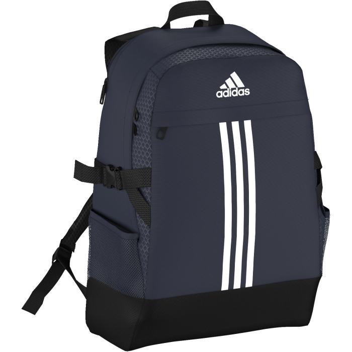 Рюкзак Adidas, цвет: темно-синий, 25,7 л, 18 x 32 x 46 см