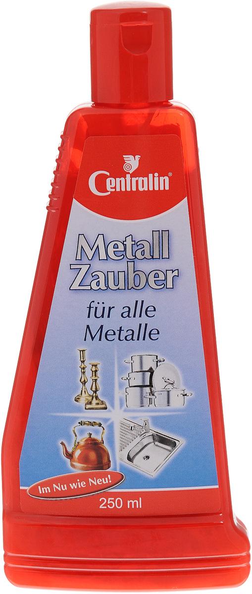 """Средство по уходу за изделиями из металла """"Centralin"""", 250 мл 509005"""