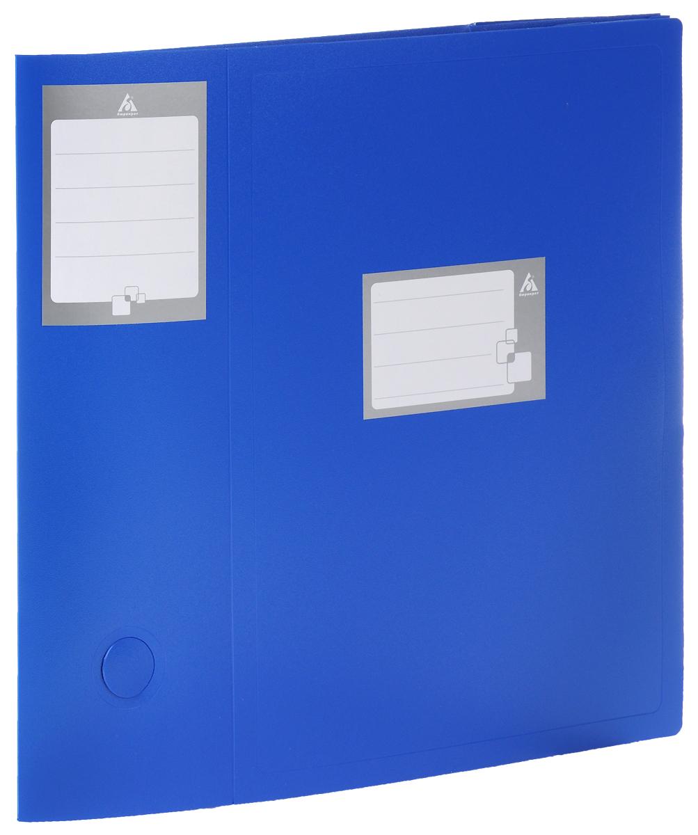 Бюрократ Архивный короб цвет синий 816195816195Архивный короб Бюрократ очень удобный и прочный аксессуар для хранения листов и документов формата А4. Папка закрывается на удобную вырубную застежку и имеет два стикера для записи, на абзаце и сбоку. Для удобства извлечения папки с места хранения на двух торцевых сторонах предусмотрены круглые отверстия. Короб выполнен из прочного пластика толщиной 0,8 мм. Архивный короб Бюрократ поможет вам красиво и правильно организовать хранение документов.