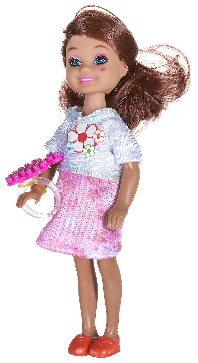 Shantou Мини-кукла Fashion Style брюнетка