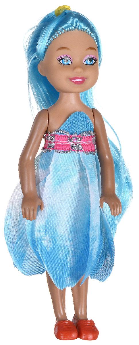 Shantou Мини-кукла Fashion Style цвет платья голубой P870-H43280P870-H43280_голубойМини-кукла Shantou Fashion Style - очаровательная малышка-подружка для вашей дочурки. Кукла одета в голубое платье, на ногах у нее коралловые туфельки. Длинные волосы куклы можно расчесывать и заплетать из них различные прически. Руки, ноги и голова куклы подвижные. Игры с куклой способствуют эмоциональному развитию ребенка, а также помогают формировать воображение и художественный вкус. Куклы, пожалуй, самые популярные игрушки в мире. Девочки обожают играть с ними, отправляясь в сказочную страну грез. Порадуйте свою малышку таким великолепным подарком!