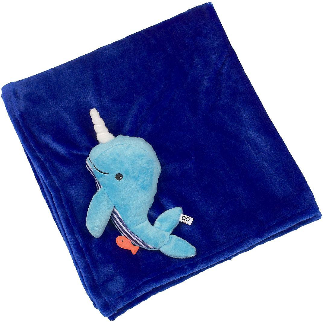 Zoocchini Одеяло с игрушкой Кит00518Это не просто одеяло, это два в одном: одеяло и мягкая игрушка! Мягкое одеяло Zoocchini подарит уют и комфорт вашему малышу, а также станет замечательным другом, который будет сопровождать его в самые тёплые моменты его жизни.