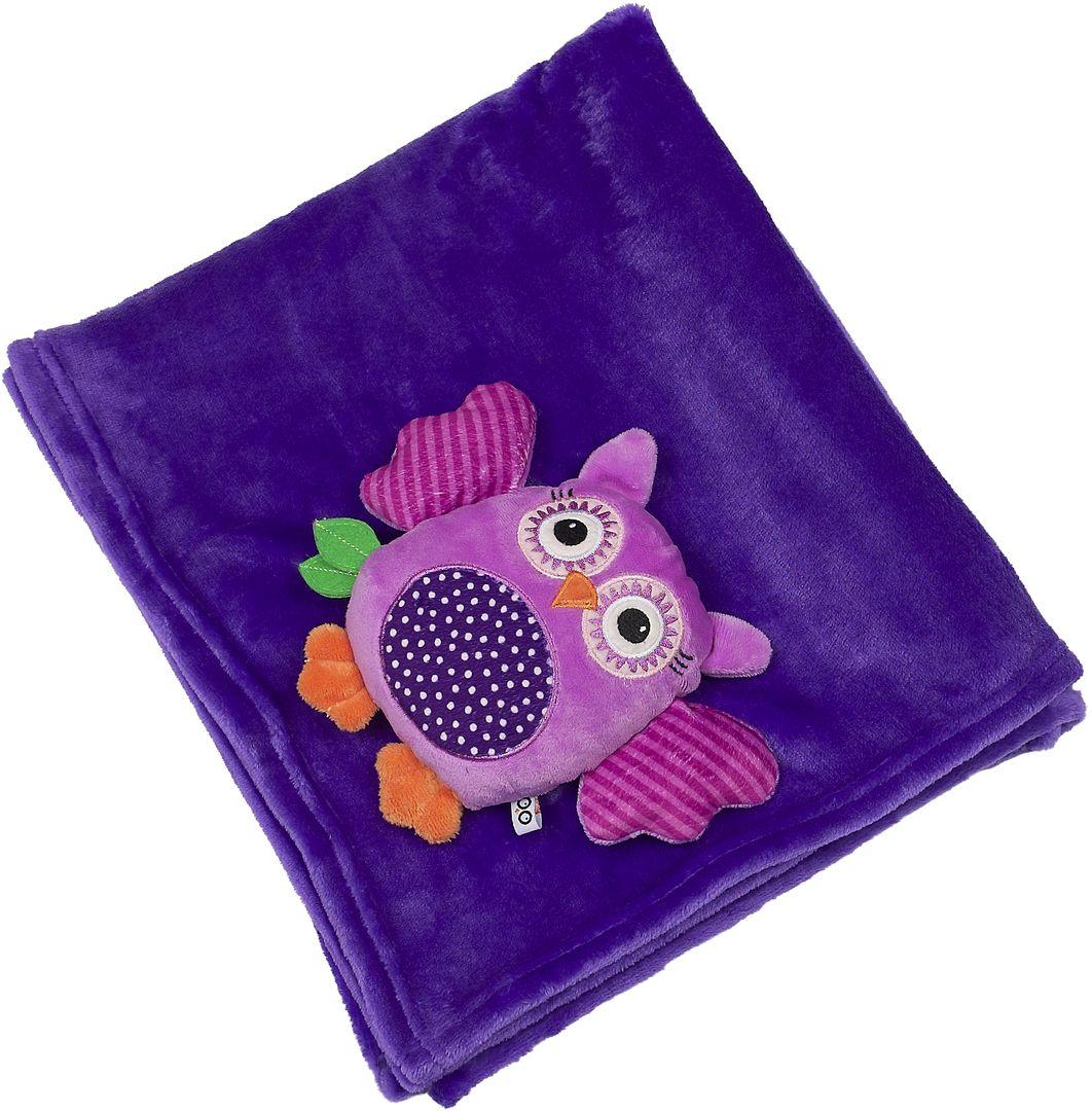 Zoocchini Одеяло с игрушкой Сова00516Это не просто одеяло, это два в одном: одеяло и мягкая игрушка! Мягкое одеяло Zoocchini подарит уют и комфорт вашему малышу, а также станет замечательным другом, который будет сопровождать его в самые тёплые моменты его жизни.