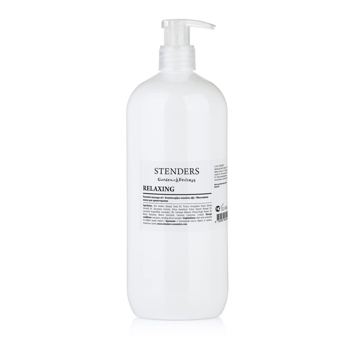 Stenders Массажное масло Релаксирующее 1 л