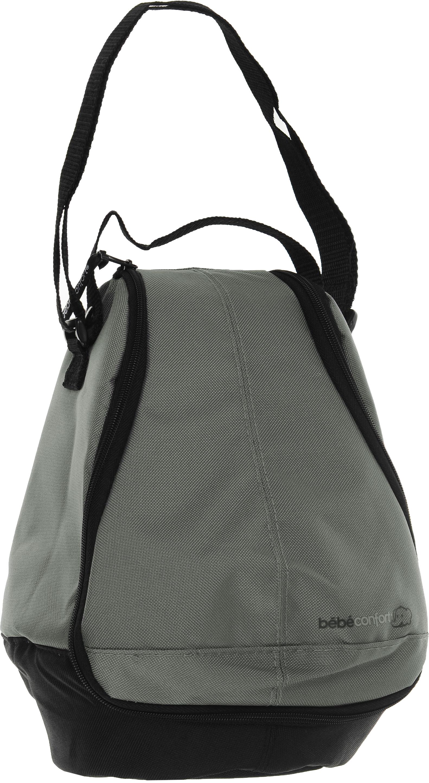 Bebe Confort Терморюкзак для детского питания Traveller цвет серый31000226Терморюкзак Bebe Confort Traveller позволит покормить ребенка вне дома, что очень удобно во время поездок и путешествий. Он сохранит напитки или еду для ребенка определенной температуры. Благодаря внутреннему фольгированному термоизоляционному слою рюкзак способен поддерживать как высокую, так и низкую температуру до 4 часов. Внутри имеются эластичные фиксаторы для бутылочек и контейнеров. Застегивается рюкзак на застежку-молнию. Он дополнен ручкой на кнопке для пристегивания к коляске и плечевым ремнем, регулирующимся по длине.