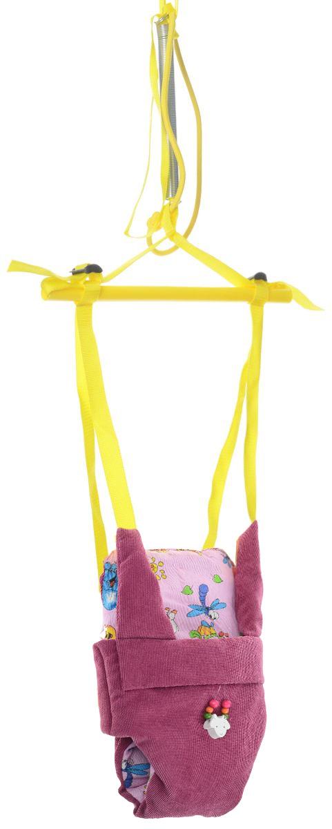 Спортбэби Игрушка-тренажер Vip-прыгунки 3 в 1 цвет сиреневый