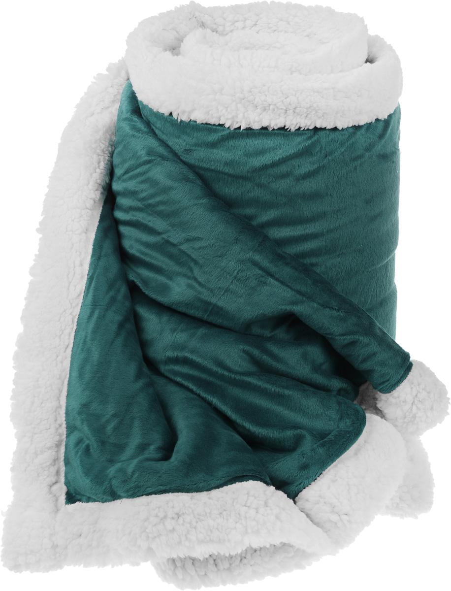 Плед Arya Микро, цвет: темно-зеленый, 160 х 220 смF0009963Темно-ЗеленыйПлед Arya Микро микро - это идеальное решение для вашего интерьера. Он порадует вас легкостью, нежностью и оригинальным дизайном. Плед выполнен из 100% микрофибры. Микрофибра считается одной из самых популярных тканей. Это материал синтетического происхождения из полиэфирных волокон. Изделия из микрофибры не мнутся и легко стираются. После стирки очень быстро высыхают. Плед - это такой подарок, который будет всегда актуален, особенно для ваших родных и близких, ведь вы дарите им частичку своего тепла. Продукция торговой марки Arya Микро микро сделана с особой заботой, специально для вас и уюта в вашем доме. Данный плед - это бюджетный подарок, хороший вариант подарка не только для родных и близких, но и для коллег в качестве корпоративного подарка, на любой праздник.