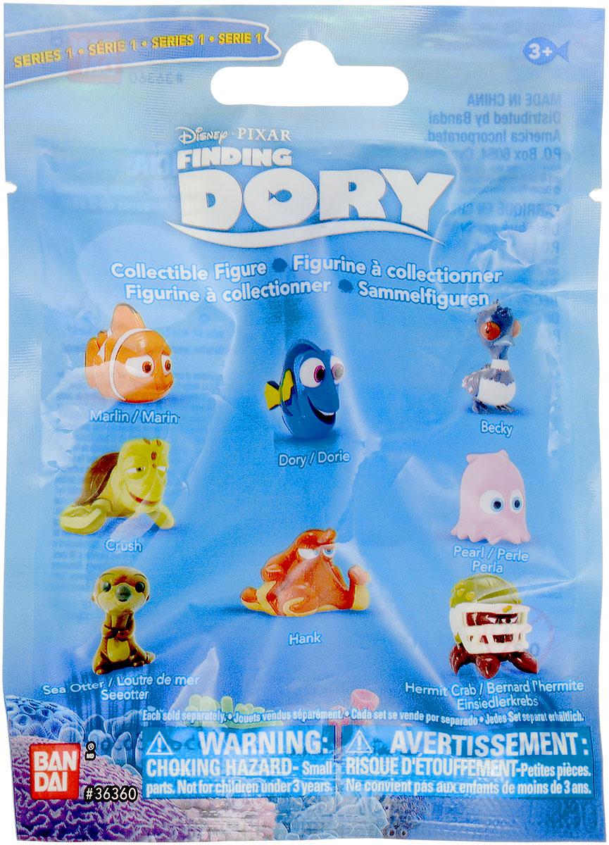 Finding Dory Фигурка Becky36360_BeckyВ поисках Дори (Finding Dory) - полнометражный компьютерный анимационный фильм и сиквел мультфильма В поисках Немо. Производством мультфильма занималась студия Pixar, принадлежащая кинокомпании Disney. Бекки - эксцентричная утка с несколько взъерошенным внешним видом, которая становится для Марлина транспортным средством. Несмотря на то, что эта утка не внушает доверия, особенно по мнению одной скептически настроенной рыбы-клоуна, Бекки намного умнее, чем кажется на первый взгляд. Фигурка Finding Dory Becky выполнена из прочного и безопасного для ребенка материала.